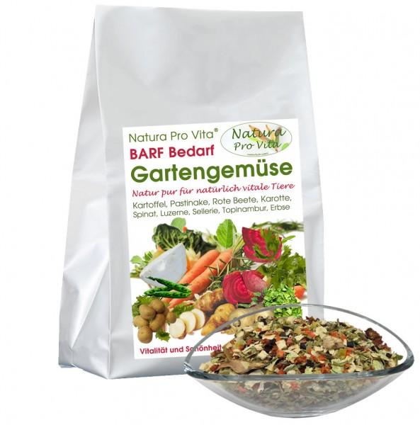 Gemüsemischung Barfgemüse Hund und Katze natürlich gesund Natura ProVita Barfbedarf GartenGemüse 5kg