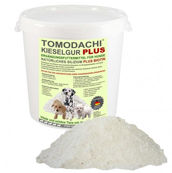 BARFen Hund Silizium Plus Biotin natürliche Kieselerde Futterzusatz Hund reich an Mineralien 500ml
