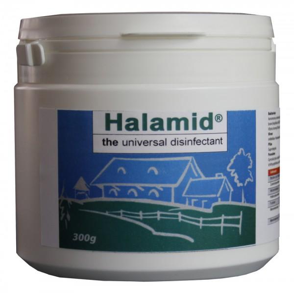 Halamid/ Chloramin-T gegen Bakterien, Viren, Pilze und Giardien 300g Dose