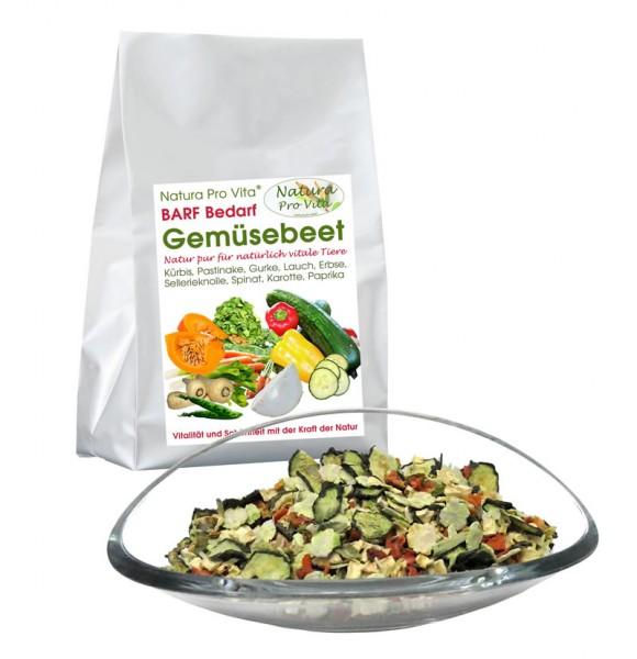 BarfGemüse Gemüsemischung für Katze + Hund NaturaProVita Barfbedarf Gemüsebeet natürlich gesund 5kg
