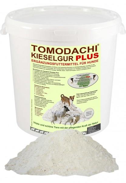 BARFen Hund, Futterzusatz, Silizium+Biotin, Kieselerde+Bierhefe für Haut, Fell, Krallen, 500ml